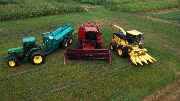 niezbędne maszyny rolnicze