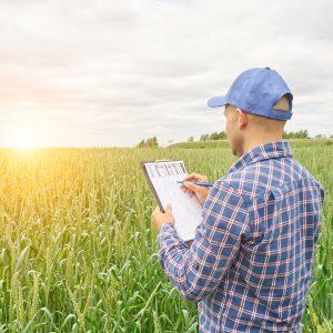 Ewidencja zabiegów ochrony roślin