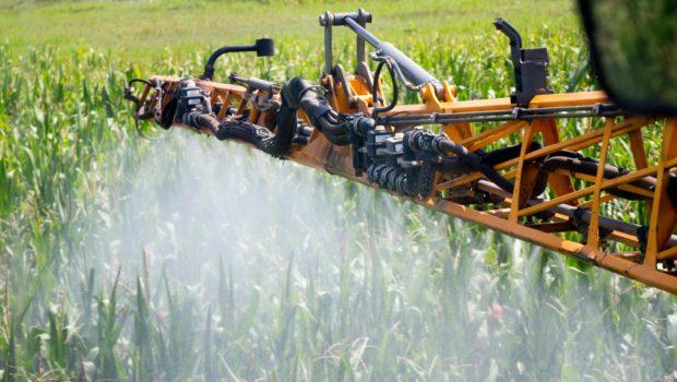 Sposoby stosowania srodkow ochrony roslin